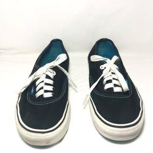 Vans SIZE 7 Navy Blue